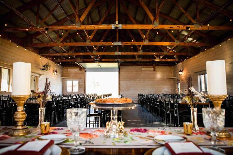 maidenwood-weddings-and-events-White Barn View from the Head Table