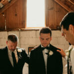 Hailey and Austin wedding at Maidenwood Weddings & Events