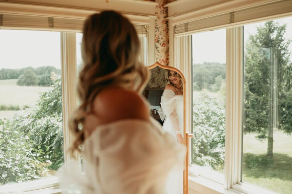 The Nest sunroom at Maidenwood Weddings & Events Center